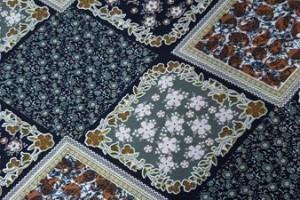 Sklep włókienniczy tkanina w kratkę kolorową
