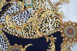Sklep włókienniczy tkanina różne wzory