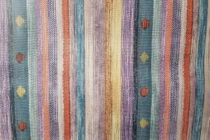 Sklep włókienniczy materiał wielokolorowy