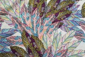 Sklep włókienniczy tkanina kolorowa